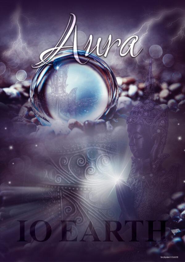 IO Earth Aura Poster